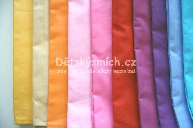 Bavlněný šátek - jednobarevný  satky-jednobarevne  6c6fb021f9